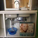 Máy lọc nước không nước thải