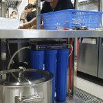 Máy lọc nước cho nhà ăn